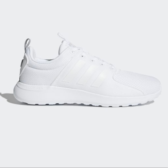 Adidas White Cloudfoam Shoes NWT